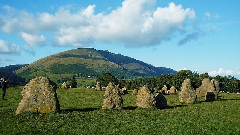 Medium crop castlerigg stone circle